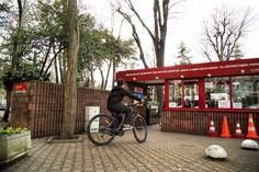 Okula bisikletle gelen öğrenci ve çalışanlarımız için bisiklet parklarımız