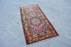 kilim rugs faded distressed rug faded pink by realvintageshop