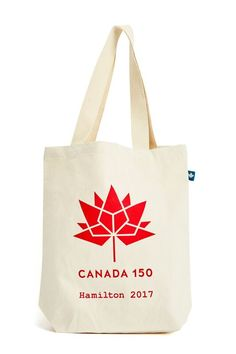 The Art Gallery of Hamilton celebrates Canada's 150th birthday with a custom Hamilton 2017 Tote to show your love of our city! Available now at the AGH Annex and the Shop at AGH.