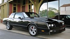 1985 Chevrolet Monte Carlo SS 450 HP, Automatic presented as lot W195.1 at Indianapolis, IN 2015 - image1