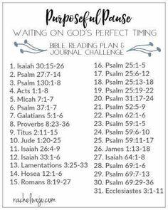 Praise verse mapping