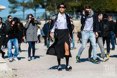 Paris Fashion Week Street Style Spring 2016