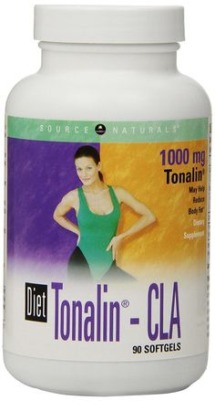 Source Naturals Diet Tonalin CLA, May Help Reduce Body Fat, 90 Softgels ^^ For more information, visit now : Weight loss Shakes and Powders