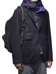 FALL - MUST HAVE NAVY JACKET