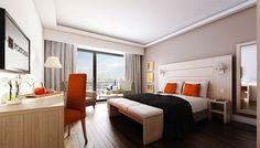 Mobilier chambre d'hôtel - CHAMBRE COMO | POITOUX