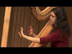 Extended Techniques for Harp - YouTube