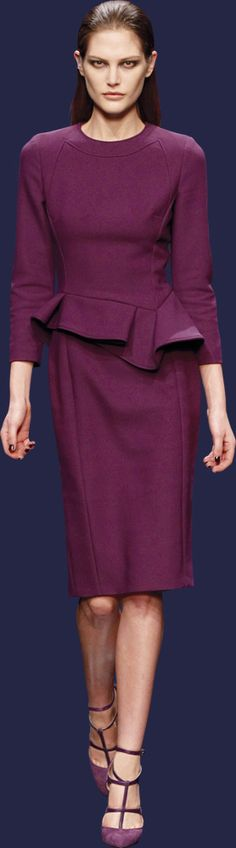 #ELIE SAAB - Ready-to-Wear - Fall Winter 2013-2014