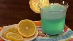 August's Cocktail of the Month: Electric Lemonade - make it!