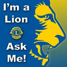 Welcome to Lions Clubs International! The global leaders in community service! Charity Volunteering, Community Service Volunteers, Leo Club, Lion Icon, Lions Clubs International, American Canyon, Lion Images, Lion Poster, Today Images