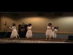 "Children Praise Dance, ""We Must Praise"", Ages 4-7 - YouTube"