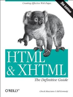 Buy HTML & XHTML: The Definitive Guide: The Definitive Guide by Bill Kennedy, Chuck Musciano and Read this Book on Kobo's Free Apps. Discover Kobo's Vast Collection of Ebooks and Audiobooks Today - Over 4 Million Titles! Web Design Websites, Online Web Design, Web Design Quotes, Website Design Services, Web Design Tutorials, Web Design Trends, Web Design Company, Web Design Inspiration, Banner