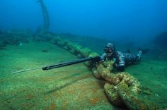 A Quick Guide To Spearfishing