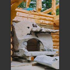 Fireplaces @ Ancient Art of Stone  IrvineHomeBlog.com ༺ℬ༻ #Irvine #RealEstate #FirePlace