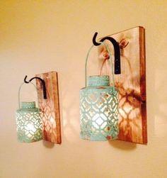 10+ Expensive Ideas of Wood Pallet Lamps Make Immediately - Pallets Platform