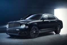 Bamford x Bentley Mulliner Mulsanne Speed | HiConsumption