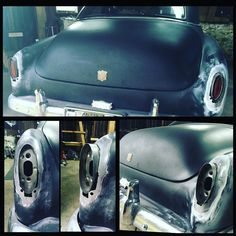 Been busy #prepping #cutting & #sanding to #French these #taillights on the #52chevy #Chevrolet #custom #classiccars #ratrod #kustom #car #chopped #shaved  #sled #classic @lowridermagazine @deadendmagazine @sundayslackermagazine @ratrods @bullets.bikes.cars @hotrodcoalition #sleds #kustoms #customcars #hotrod #carporn #carclub #autoaddicts #chrome #kustomkulture #lowrider #lowered #whitewalls #carshow #chrome by shanemunce