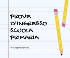 Raccolta+di+prove+d'ingresso+per+la+scuola+primaria