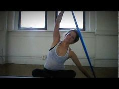Ballerina Posture: Strengthen back & arms while gaining flexibility