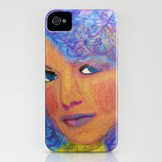 Rachel iPhone Phone Case iPhone 6 AVAILABLE by HylaWaldronArtist