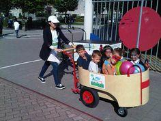 Bolderkar Bolderwagon push wagon