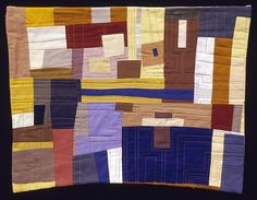 Quilts leslie joan Riley. This would be a great exercise to test design, color placement, quilting on a small scale.