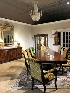 High Point Market Tour - Day One Inspiration