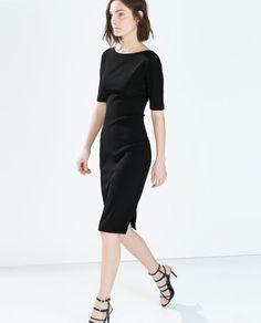 Jumpsuits & Rompers Never Worn Delicious In Taste Women's Clothing Zara Women's Black Playsuit In Medium