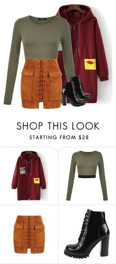 """Untitled #1111"" by dissolving-film ❤ liked on Polyvore featuring Jeffrey Campbell"