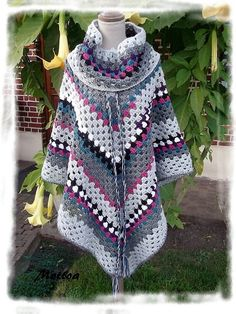 Some people think that wearing the sweater to stay warm ruins their fashion sense, but they can't help themselves because staying warm is necessary to stay healthy. Those with the unique fashion sense can go for a crocheted poncho, which can be crocheted with multiple colored yarns and they works well in keeping the person …