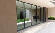 Puertas corredizas // sliding doors