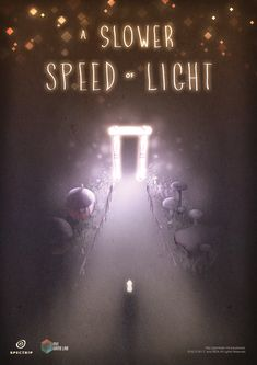 Play at the speed of light. A videogame by MIT Game Lab.
