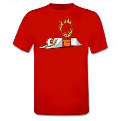 Snail Ring Of Fire T-Shirt