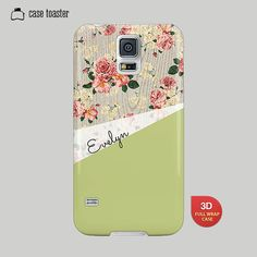 Galaxy S5 Case, Galaxy S4 Case, Galaxy S3 Case, Galaxy Note 2 Case, Galaxy Note 3 Case, Samsung Case-Floral Case, Geometric Case, Green Case  https://www.etsy.com/listing/209293657/galaxy-s5-case-galaxy-s4-case-galaxy-s3