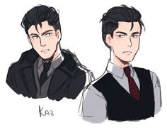"""lbardugo: """" monopa: """" six of crows trying to figure out how to draw them; Look at their marvelous faces I Love Books, Good Books, Draw Tips, Kaz Brekker, Character Art, Character Design, Crooked Kingdom, The Grisha Trilogy, Crow Art"""