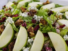 Buca di Beppo's Apple Gorgonzola Salad   Fox News Magazine