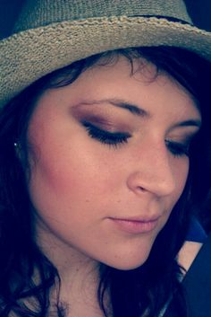 Everyday easy make-up look :)