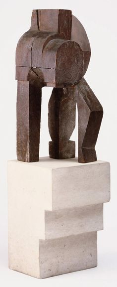Philadelphia Museum of Art - Collections Object : Prodigal Son  Constantin Brancusi, French (born Romania), 1876 - 1957