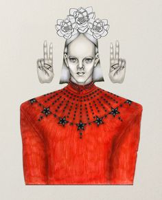 1   A Fashion Line Made Surreal, Using Awesome Animated Drawings   Co.Design: business + innovation + design