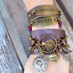 We've restocked your favorite bracelets by Lenny and Eva! We're loving all of the different styles and we can't wait to show off our arm candy at ACL this weekend! Come get them before they're gone tomorrow 10-7 or call 512-904-9002 to order