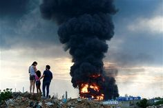 Explosão em refinaria na #Venezuela causou 39 mortos e 86 feridos