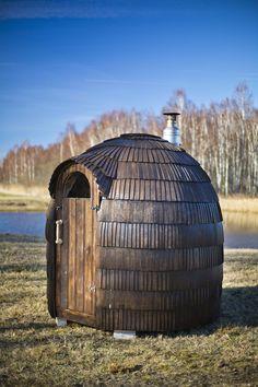 SAUNA nouveauté EXCLUSIVE In Viridis http://inviridis.fr/blog/30-sauna