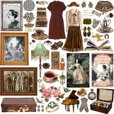 """Nancy Mitford"" by zoella on Polyvore"