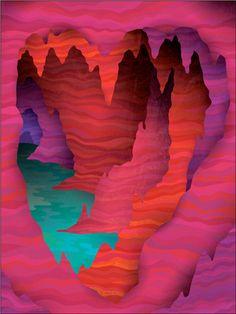 Digital Illustrations by Joe Van Wetering