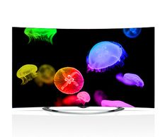 Get information on the LG 65EC9700. Find pictures, reviews, technical specifications, and features for this 65 Inch Curved 4K OLED TV w/ webOS™ and 3D capabilities