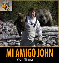 Humor and More: 614. A mi amigo John Smith le encantaban los animales... le echaremos de menos