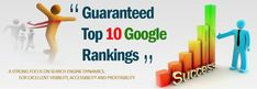 You have a problem and been asked to hire a search engine optimization (SEO) firm in India for offering different online marketing services. Now in your search for SEO company in India, almost everyone you approach will promise you to get your website on the first page of Google natural search.