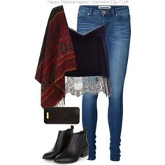 The Originals - Hayley Marshall Inspired Orientation Day Outfit