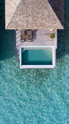 Hurawalhi, Maldives - TownandCountrymag.com