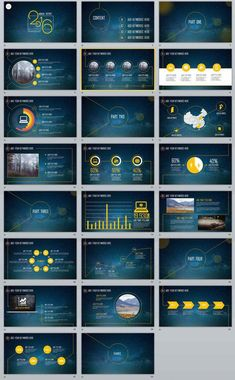 Easy and fully editable in powerpoint (shape color, size, position, etc). Sales Presentation, Business Presentation Templates, Corporate Presentation, Presentation Design, Presentation Slides, Presentation Folder, Professional Powerpoint Templates, Powerpoint Presentation Templates, Keynote Template