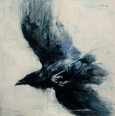 "Awesome!! ""Blackbird Fly"" by Lindsey Kustusch."